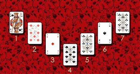 Разные расклады (для игральных карт) 7kart